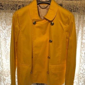 J.Crew Yellow blazer
